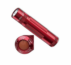 MagLite XL100 LED Flashlight - Red