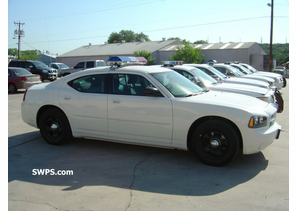 Dodge emergency vehicles from swps medina county 2006 dodge charger white police publicscrutiny Images