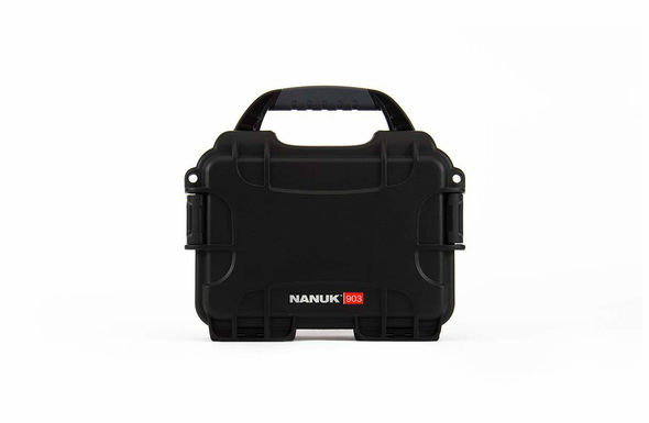 Nanuk 903 Case No Foam
