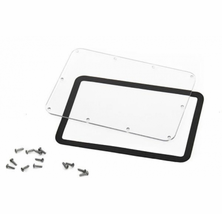 Nanuk 908 Waterproof Panel Kit  (B) Polycarbonate 908-PANELPB