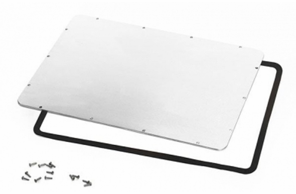 Nanuk 910 Waterproof Panel Kit (B) Aluminium 910-PANELAB