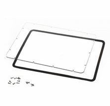 Nanuk 933 Waterproof Panel Kit  (B) Polycarbonate 933-PANELPB