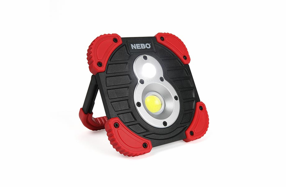 Nebo Tango Rechargeable Work/Spot Light with USB Power Bank 6665