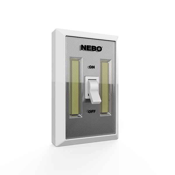 Nebo Tools FlipIt Mountable LED Light Switch - 2 pack - 6523 from ...