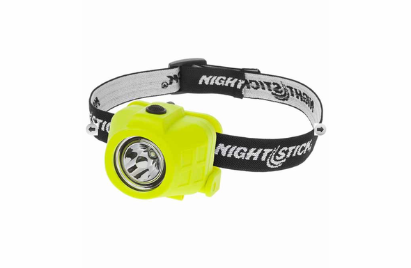 NightStick XPP-5450G 60 Lumen Safety LED Headlamp - Green