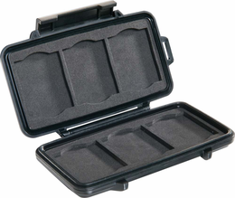 Pelican 0945 Compact Flash Card Micro Case