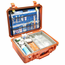Pelican 1500EMS Case With EMS Organizer/Dividers - Orange
