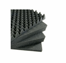 Pelican 1550 Replacement Foam Set 4-Piece