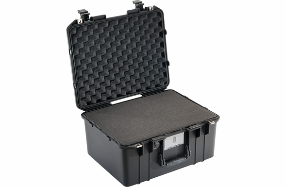 Pelican 1557 Air Case with foam Black