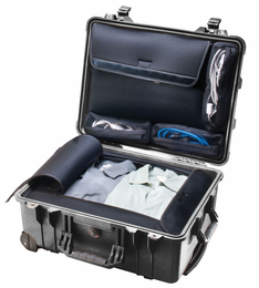 Pelican 1560 LOC case - Black