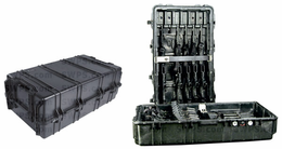 Pelican 1780 Case With RIFLE HARD LINER - Black