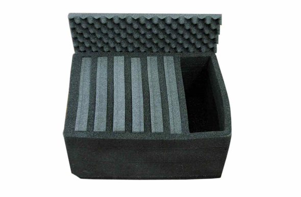Pelican (6) Laptop Foam Insert for 1620 Case - 1620LTT