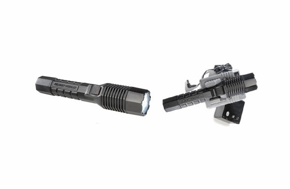 Pelican 7060 LED Rechargeable Police Flashlight