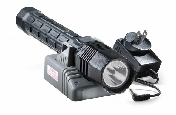 Pelican 8060 LED Rechargeable Flashlight AC