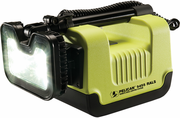Pelican 9455 Remote Area Light - Class1/Div1 Safety Approved