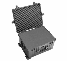 Pelican 1620 Case With Foam - Black