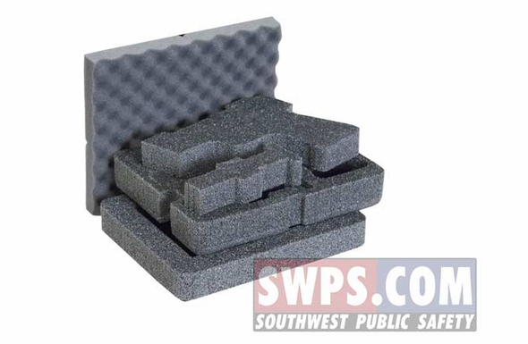 Pelican Custom Foam Set for M9 Pistol - Fits iM2050 Case - 472PWCM9CUSHKIT