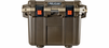 Pelican Elite Cooler - 30 Quart - Brown/Tan - 30Q-BRNTAN