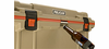 Pelican Elite Cooler - 70 Quart - Tan/Orange - 70Q-TANORG
