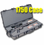 Pelican 1750 Case With Foam - Black