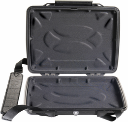Pelican Hardback Case With Pre-Formed Foam - 1075CC