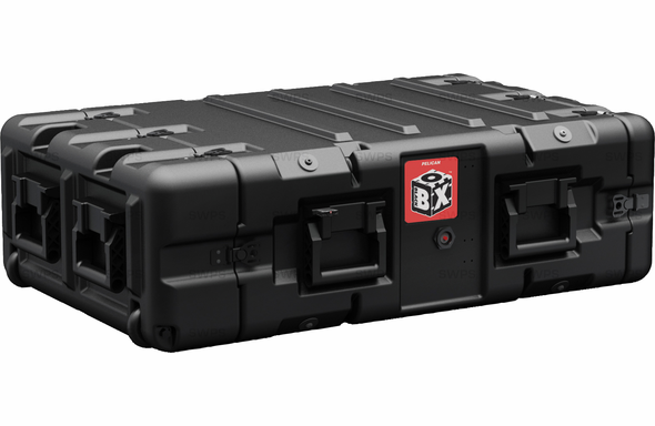 Pelican-Hardigg BB0030 3U Rack Mount Case