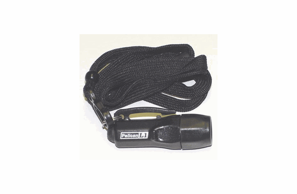 Pelican L1 LED Flashlight 1930C - BLACK