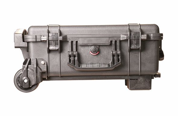 Pelican 1510M Mobility Case With Foam - Black