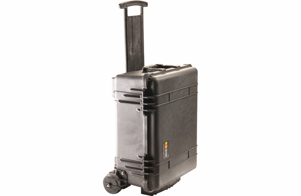 Pelican 1560M Mobility Case No Foam - Black