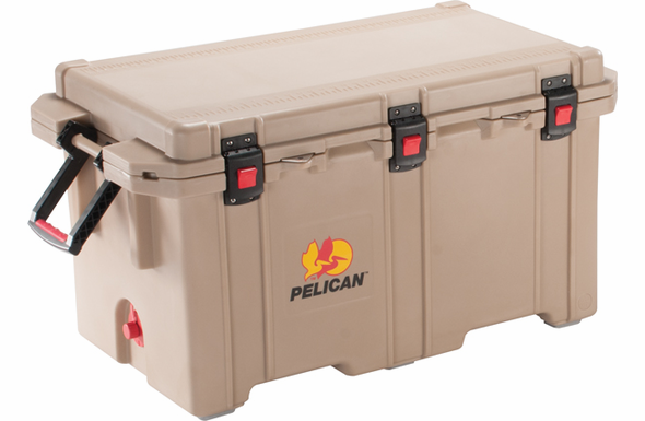Pelican Cooler 150 Quart Tan