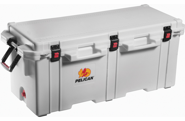 Pelican Cooler 250 Quart White