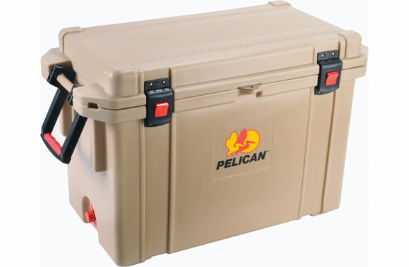 Pelican Cooler 95 Quart Tan
