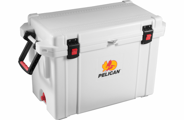 Pelican Cooler 95 Quart White