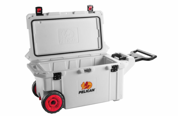 Pelican Cooler 80 Quart With Wheels
