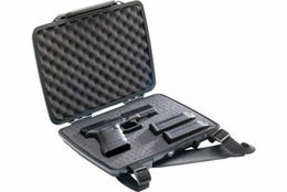 Pelican 1075 Pistol & accessory kit