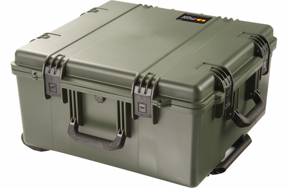 Pelican Storm Case IM2875 No Foam GREEN