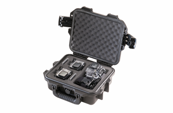 Pelican IM2050 GoPro double case Black
