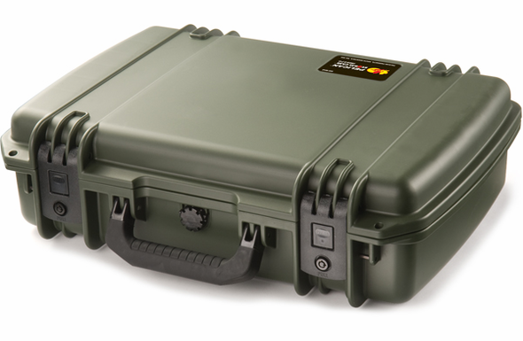 Pelican Storm Case IM2370  No Foam GREEN