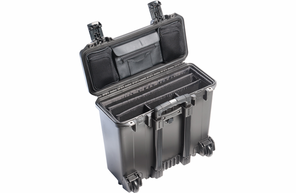 Pelican Storm Case iM2435 with Padded Dividers Black