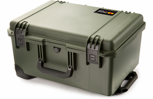 Pelican Storm Case IM2620 No Foam GREEN