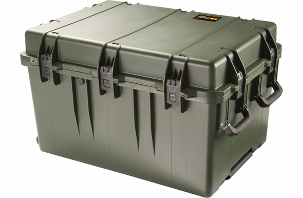 Pelican Storm Case IM3075  No Foam GREEN