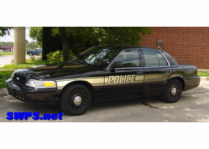 Police & Sheriff STEALTH Traffic cars by SWPS