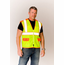 Safety Gear ANSI Class 2 Part Mesh Vest - 302-USV9