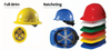 SafetyGear USA ANSI Hard Hats