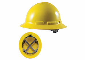 SafetyGear USA Full-Brim ANSI Safety Hard Hats