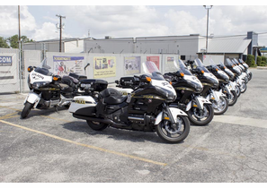 SAPD Motorcycle Unit
