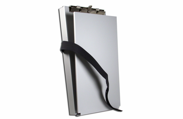 Saunders Aluminum Citation Holder II - 12205 - Silver