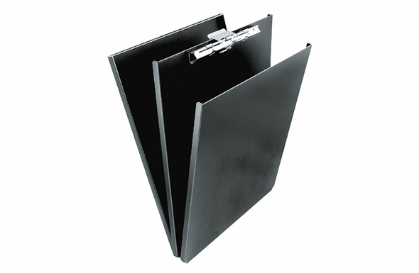 Saunders Clipboard Form Holder AH8512 - 10117 - Black