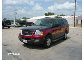 Selma Fire Dept. 2006 Ford Expedition
