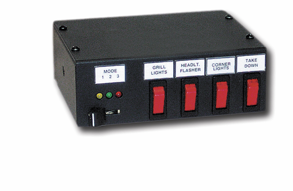 Signal Vehicle Products 7 Function Switch Box - SB4040